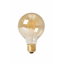 Calex Filament Globe lamp 240V 4 Watt 320 Lumen 2100K