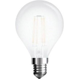 LED filament kogel E14 warm wit 4W MAT