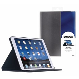 Sweex Tablet Folio-case Apple iPad Air Zwart