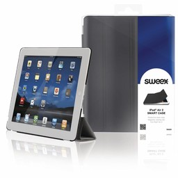 Sweex Tablet Folio-case Apple iPad Air 2 Zwart