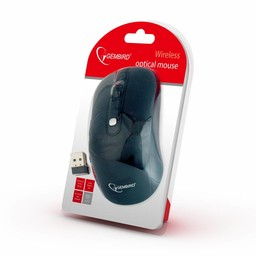 Huismerk Draadloze muis zwart