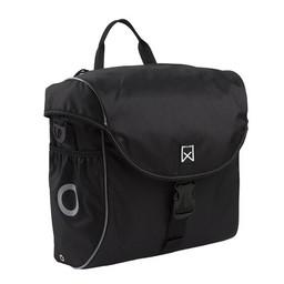 Willex Pakaftas 300 Zwart/Zilver