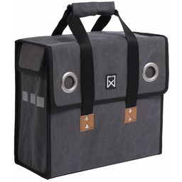 Willex Willex Canvas Shopper Grijs