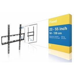 """Valueline TV Muurbeugel Vast 23 - 55 """" 35 kg"""