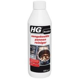 HG Aangekoekte Pannenreiniger