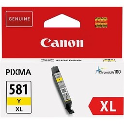 Canon Canon (T) CLI-581XL Y Geel 8,3ml (Origineel)