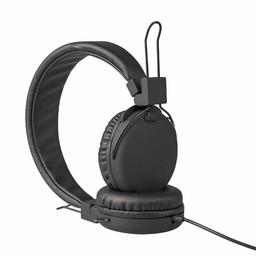 Sweex Hoofdtelefoon On-Ear 1.20 m Zwart
