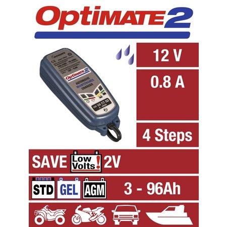 Tecmate Optimate 2