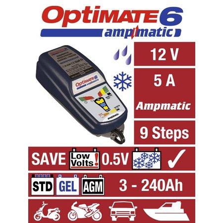 Tecmate Optimate 6
