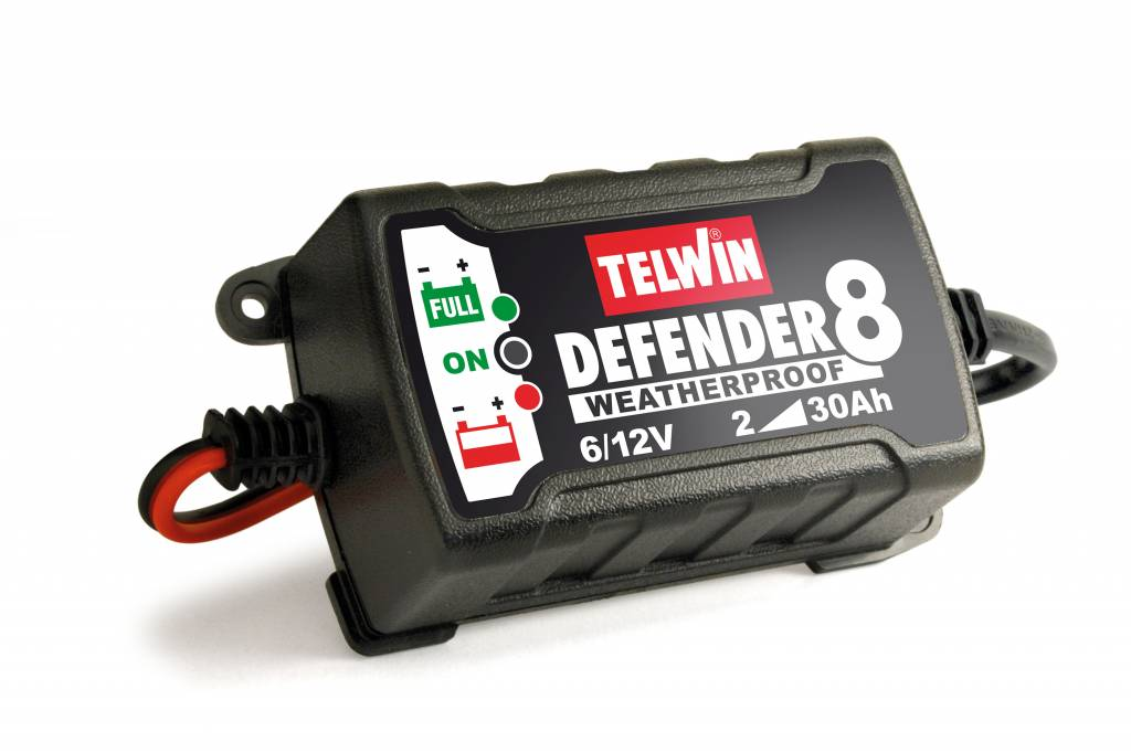 Telwin Acculader Defender 8 Acculaders Nl