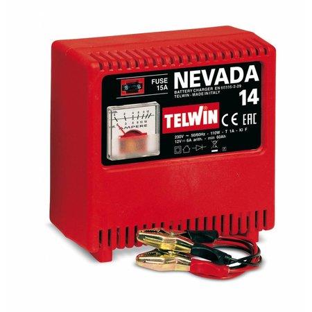 Telwin acculader Nevada 14