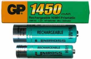 Nikkel-metaalhydride-accu