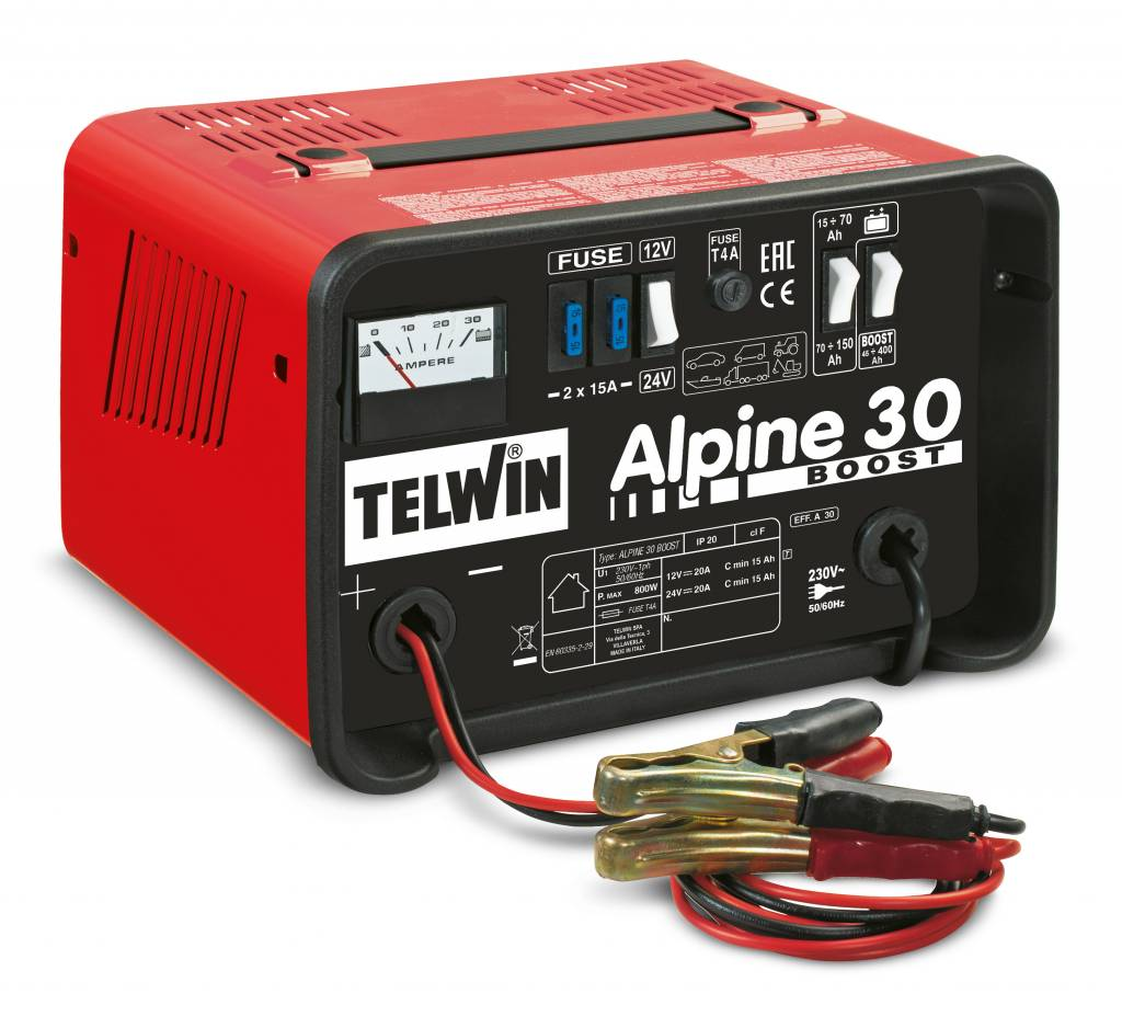 telwin alpine 30 boost