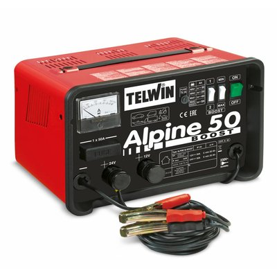 Telwin acculader Alpine 50 Boost
