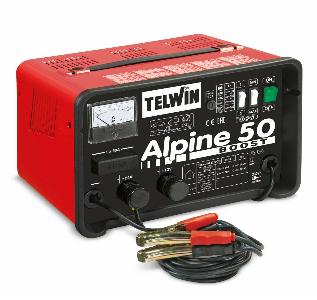 Telwin Alpine 30 Boost Acculaders Nl