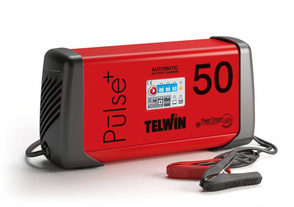 Telwin Pulse 50 Acculaders Nl