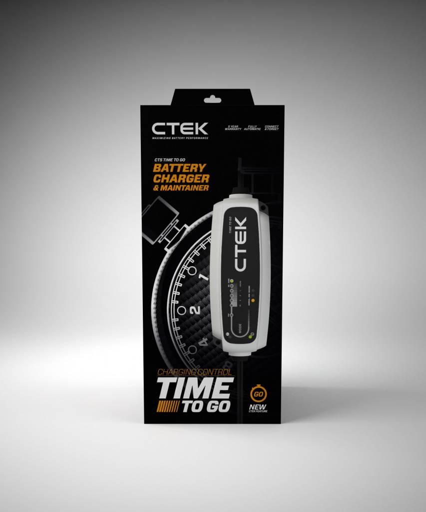 ctek ct5 time to go. Black Bedroom Furniture Sets. Home Design Ideas