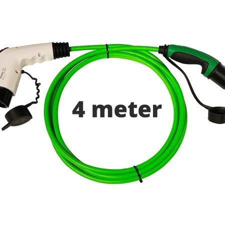 Ratio Laadkabel type 1 - 4 meter