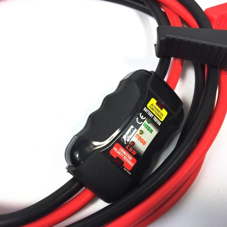 Telwin Booster Cable 3M Power Line Electronic Control 250A
