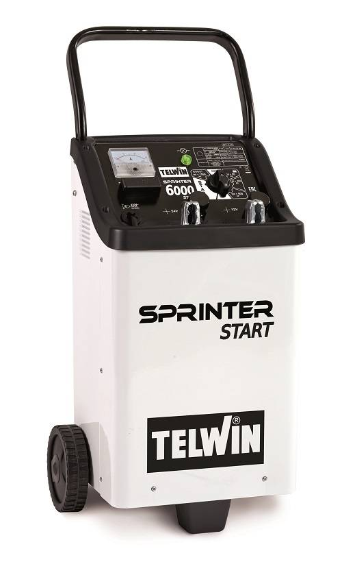 Acculader-booster Sprinter 6000 Start 12-24V