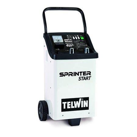 Telwin Acculader/Startbooster Sprinter 4000 Start 12-24V