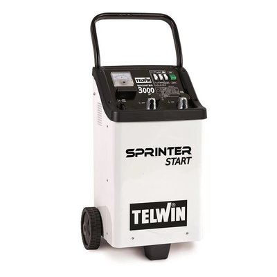 Telwin Acculader/booster Sprinter 3000 Start 12-24V