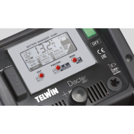 Telwin Acculader/booster/accumanager Doctor Start 330