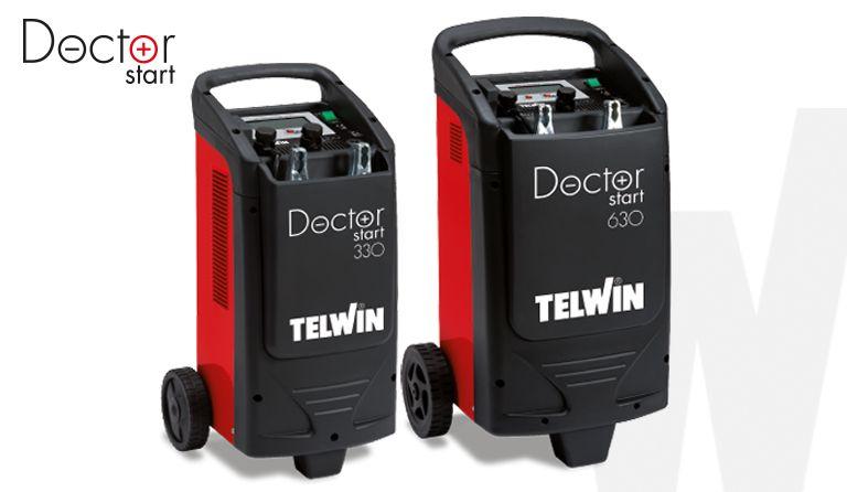 Telwin Doctor Start 330 en 630: COMPLEET