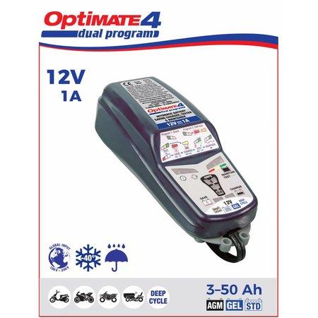 Tecmate Optimate 4 - Dual program