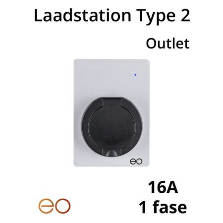 EO EOmini Laadstation type 2 Outlet 16A