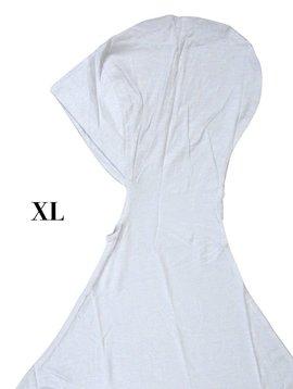 White XL Ninja Underscarf