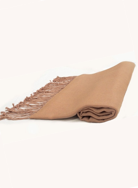 Lightbrown Pashmina Original