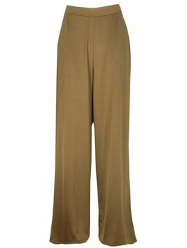 SALE Olive Wide Leg Trousers
