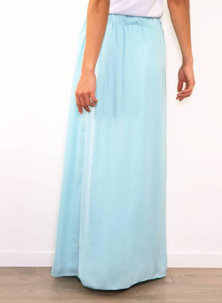 Lightblue Maxi Skirt