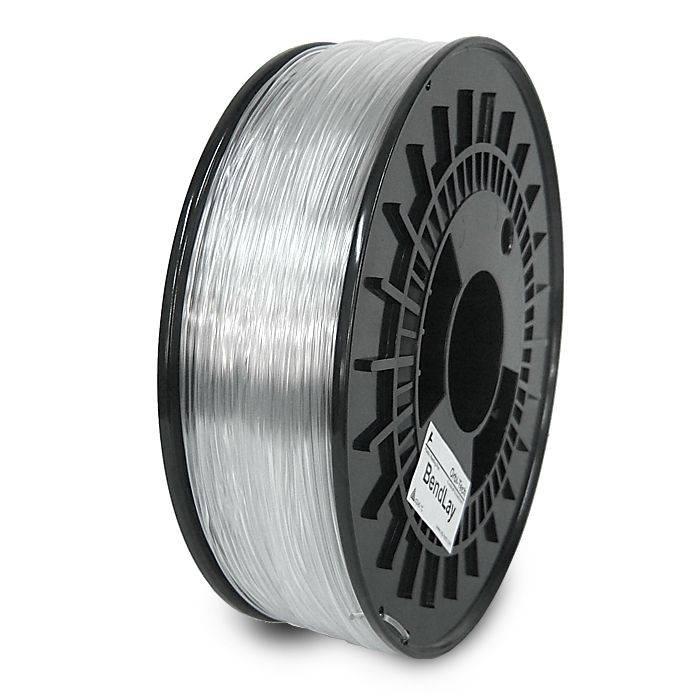 Orbi-Tech 1,75 mm BendLay filamento, Trasparente
