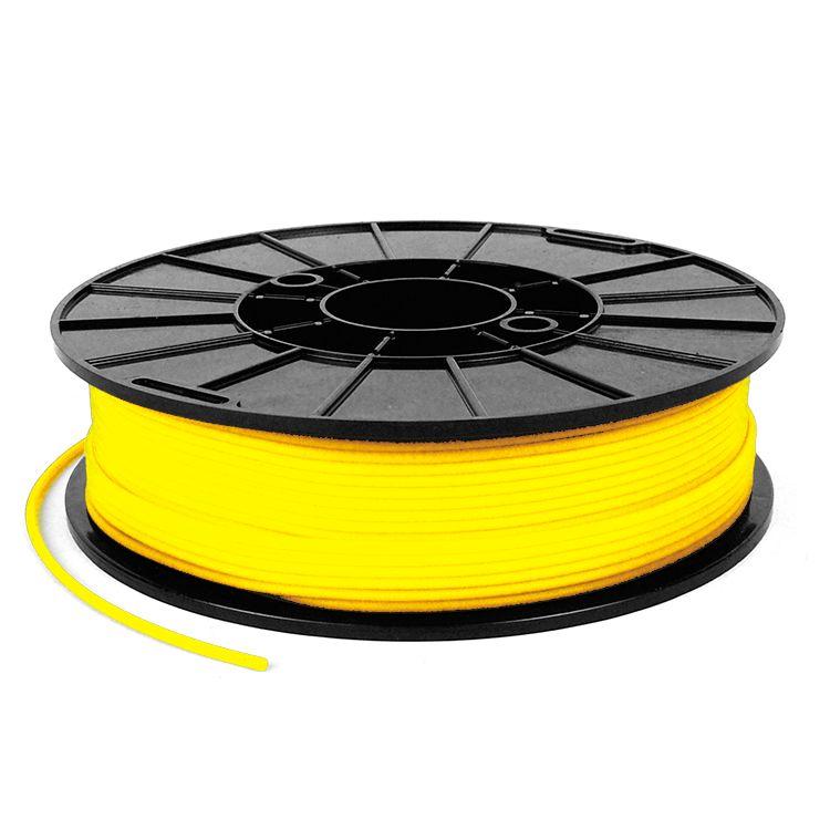 NinjaTek 2,85 mm NinjaFlex filamento flessibile, Giallo