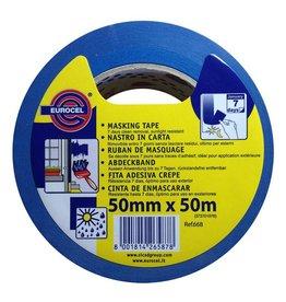 Eurocel blue masking tape 50 mm