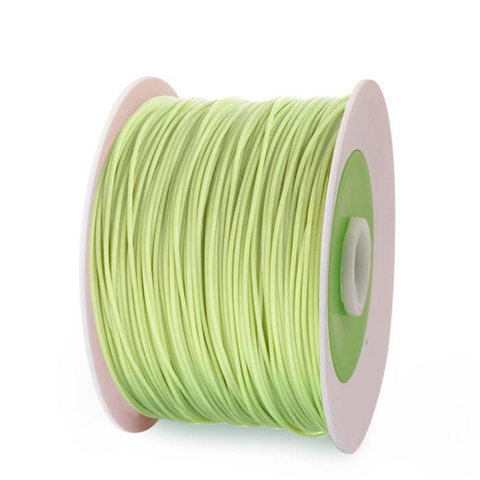 EUMAKERS 1.75 mm PLA filament, Water Green