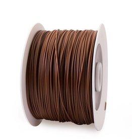 EUMAKERS 1,75 mm PLA filamento, Marrone scuro