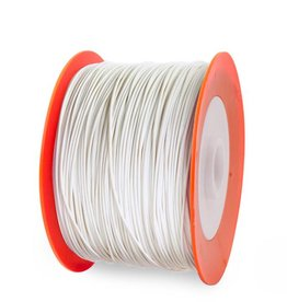EUMAKERS 1,75 mm PLA filamento, Bianco