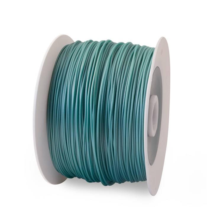EUMAKERS 1,75 mm PLA filamento, Verde metallizzato