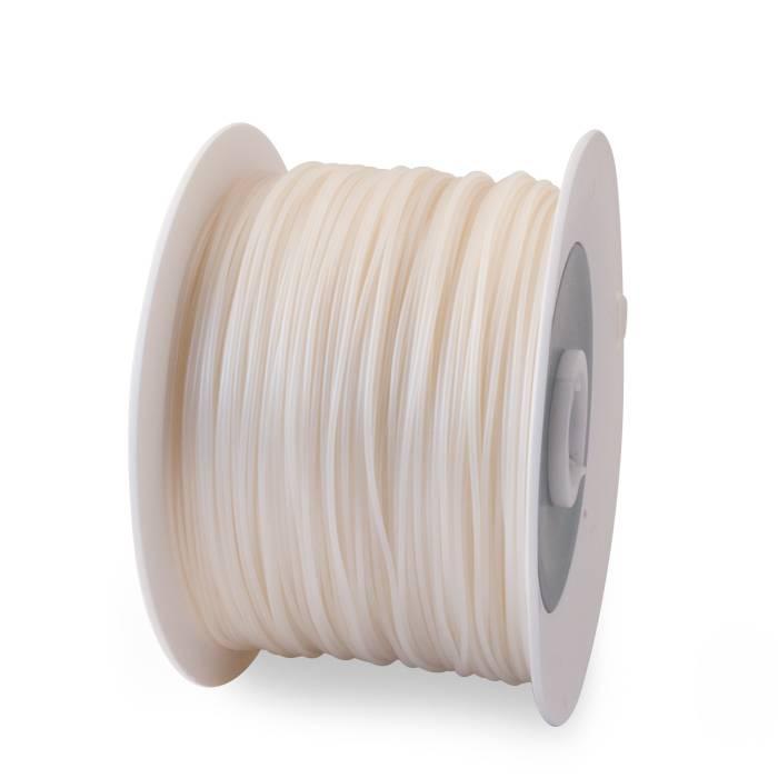 EUMAKERS 1,75 mm PLA filamento, Bianco perlato