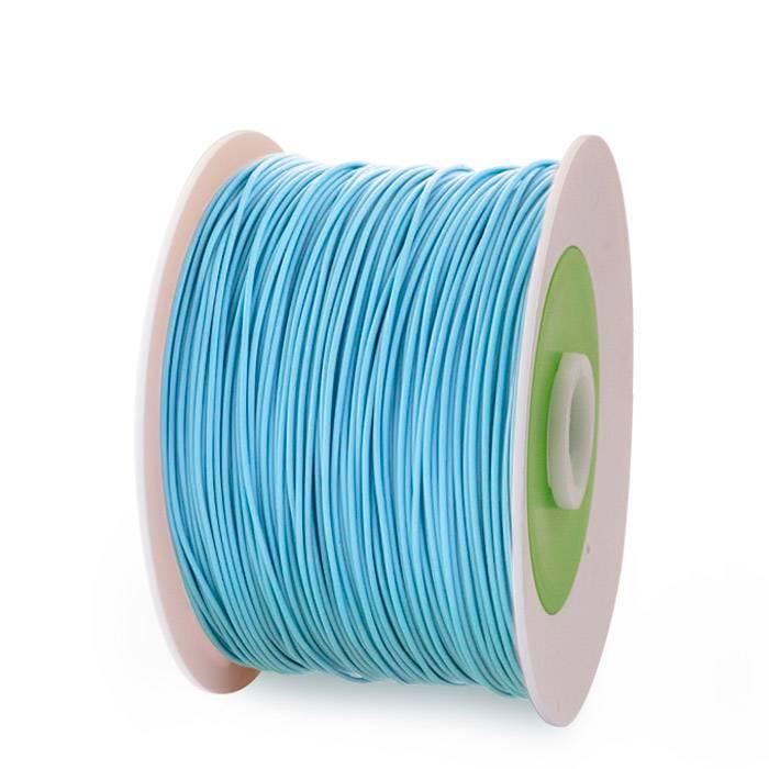 EUMAKERS 2.85 mm PLA filament, Sky blue