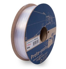 Proto-pasta 1.75 mm High Temp PLA filament, Iridescent Ice