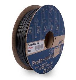 Proto-pasta 1.75 mm Carbon Fiber PLA filament, Black