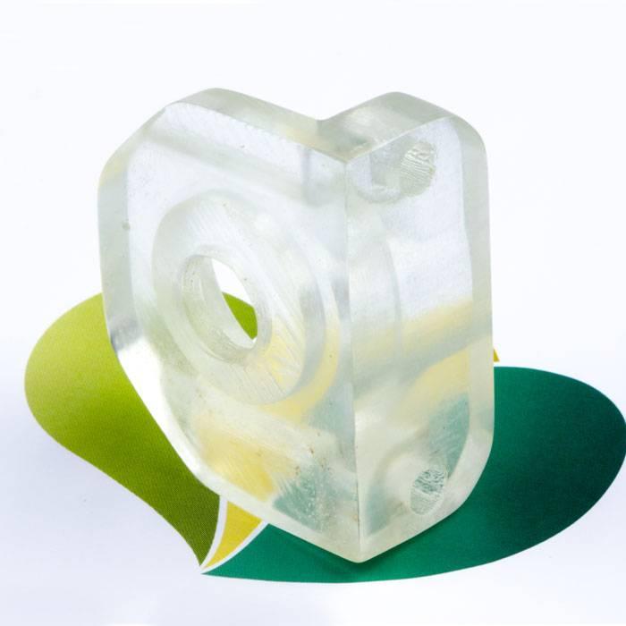 ColorFabb 1.75 mm HT filament, Clear