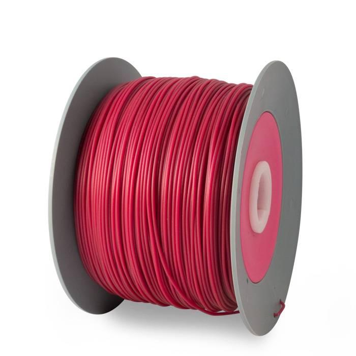 EUMAKERS 1,75 mm PLA filamento, Iridescente marsala