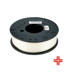 FiloAlfa 1.75 mm Bioflex medical PLA filament, White