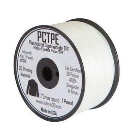 Taulman 3D 1,75 mm Nylon PCTPE filamento flessibile, Naturale
