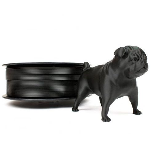 ColorFabb 1.75 mm PLA economy filament, Black - Big Spool